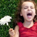 Child Developing Myopia